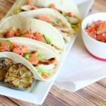 Citrus Chicken Tacos