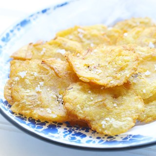 How to peel and make fried plantains