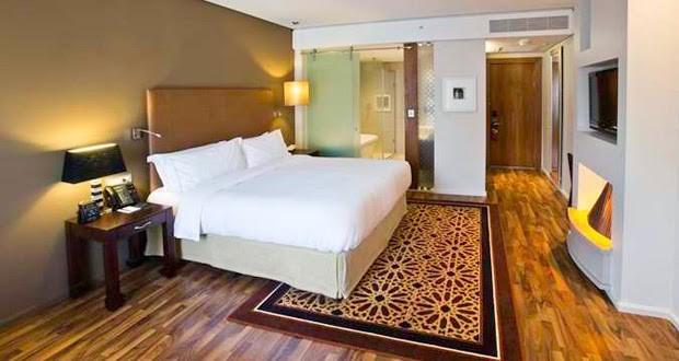 Hilton Hotel, Cape Town CBD