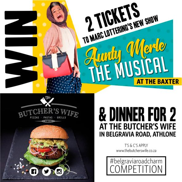The Butchers Wife competition