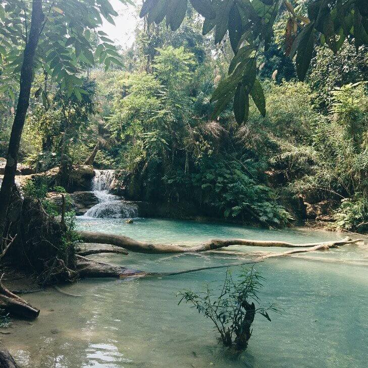 Wasserfälle und so