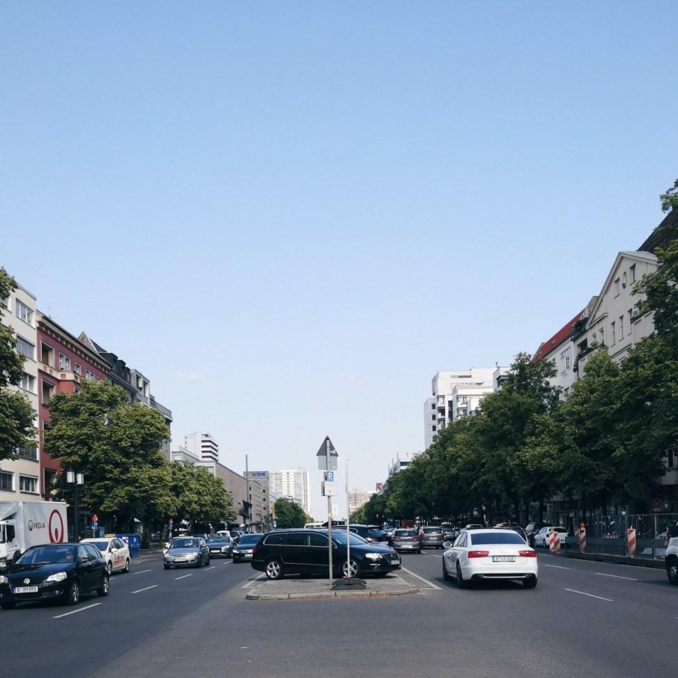 Bismarckstrasse Berlin Charlottenburg