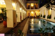 Palais de Mahe- Pondicherry's newest hotel ( Pondicherry, South India)
