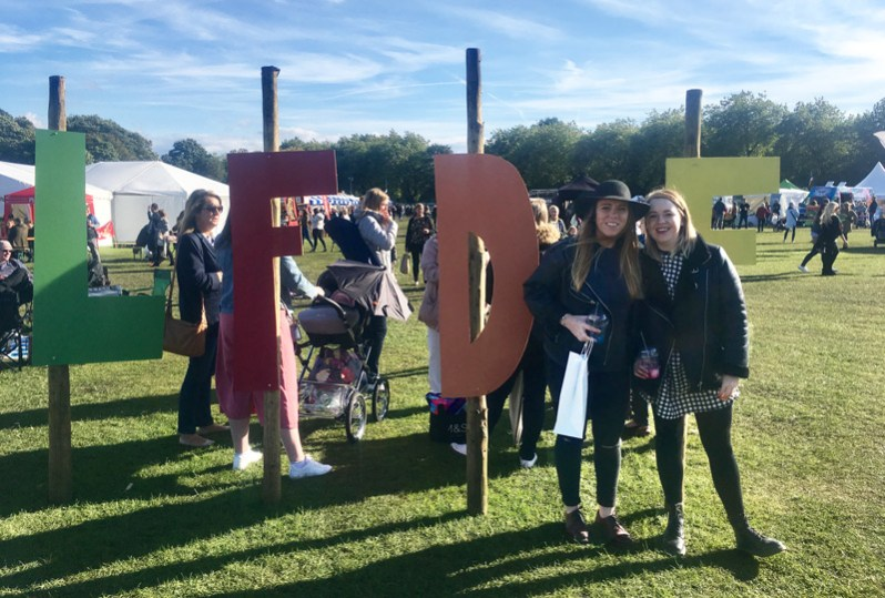 Liverpool Food and Drink Festival Sefton Park 2017