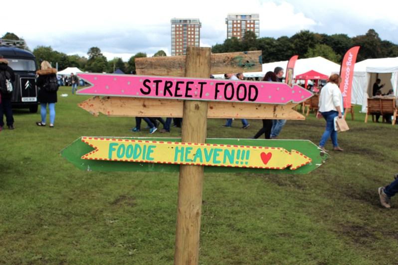 Liverpool Food and Drink Festival Sefton Park 2017