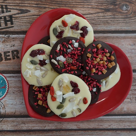 easy edible christmas present ideas