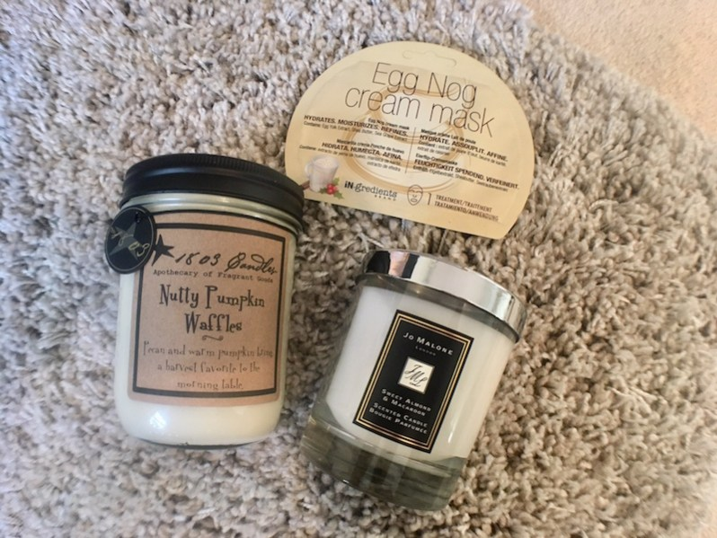 Jo Malone sweet almond and macaroon candle 1803 candles