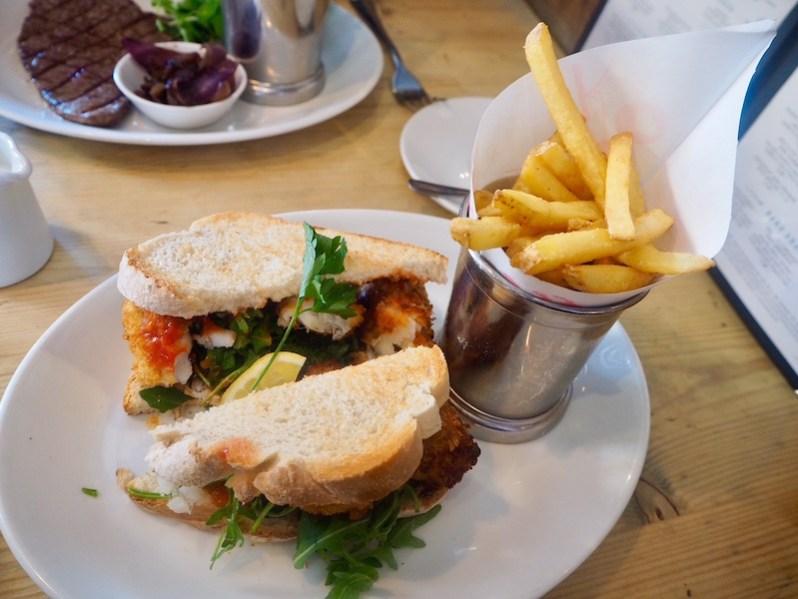 Bill's Restaurant Liverpool ONE food menu review