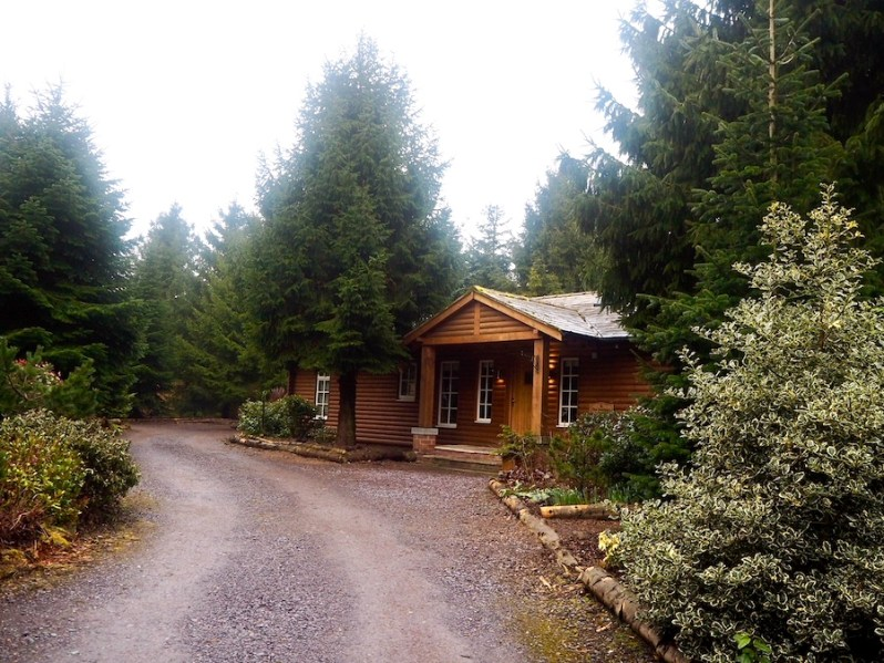 The Hollies luxury cabins and lodges