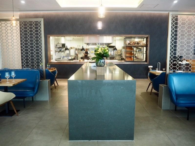 Marco Pierre White Wheeler's of St James restaurant