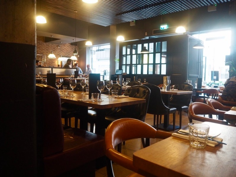 Grill on New York Street Manchester review