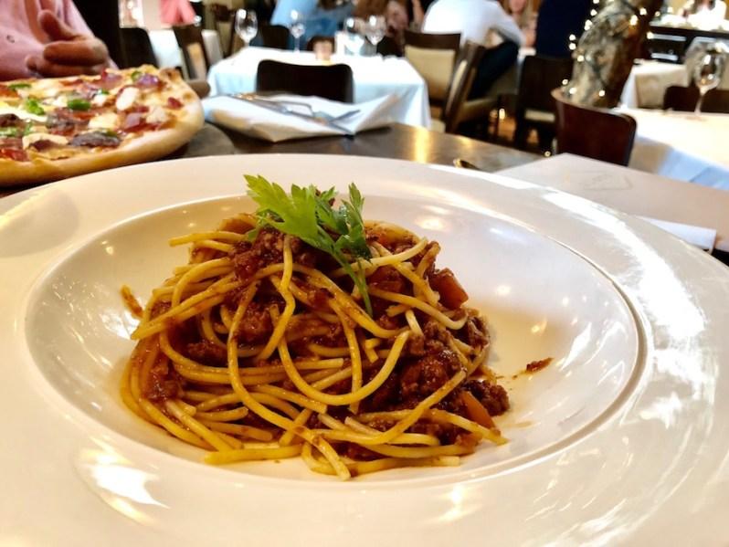 Gusto Heswall Italian restaurant food menu