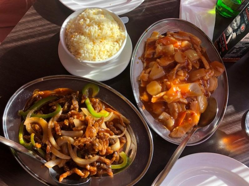 Sweet Mandarin Lisa Tse sauces