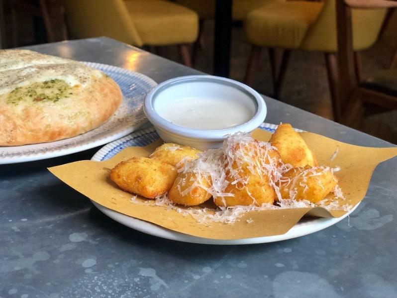 Jamies Italian Liverpool ONE best restaurants