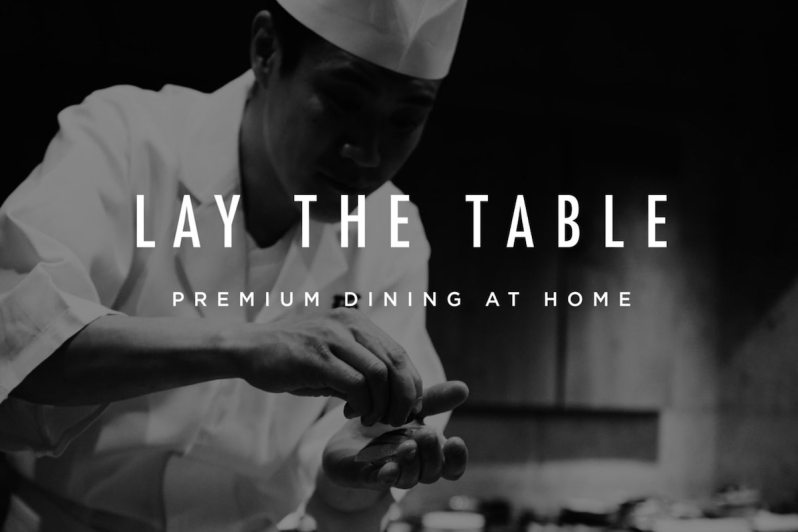 Lay the Table Liverpool review Sapporo sushi delivery