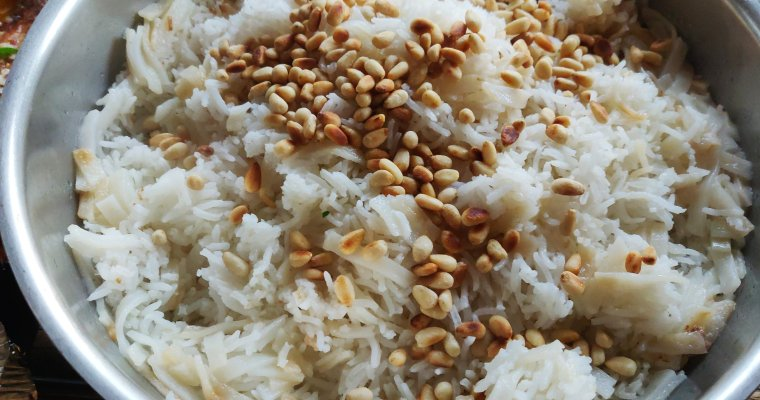 #Lebanese #Rice #Vermicelli Lebanese Rice with Vermicelli