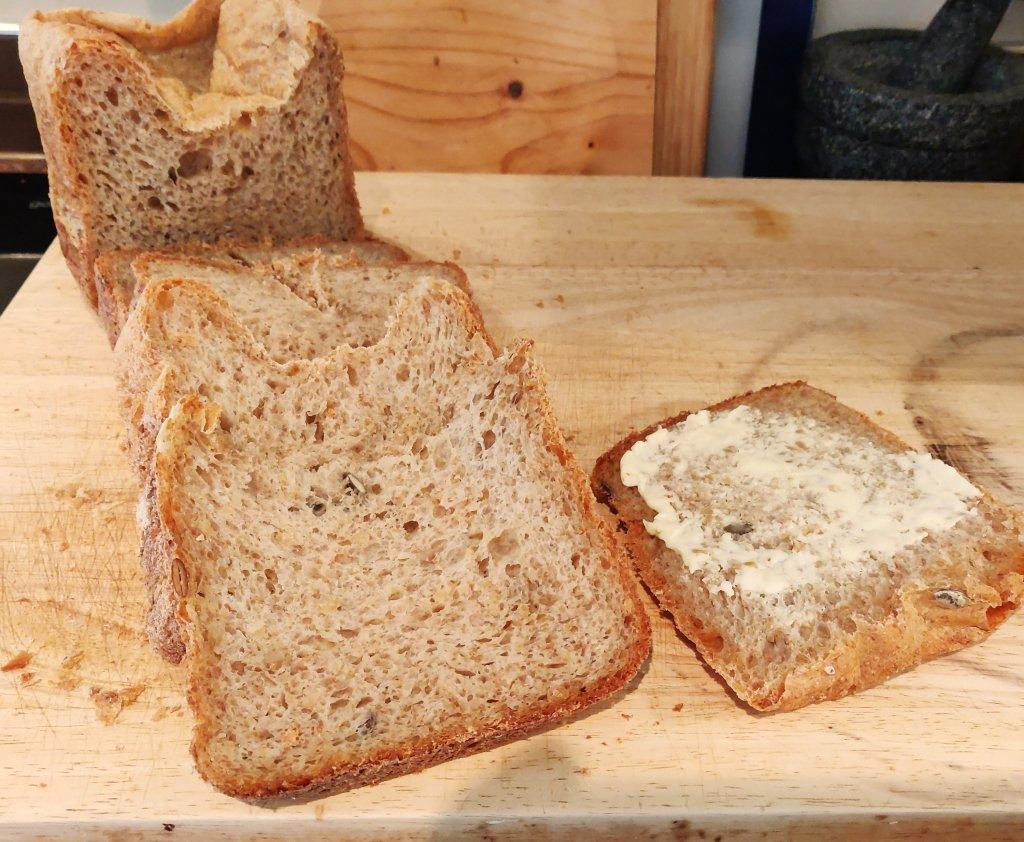 Low GI Multigrain Bread