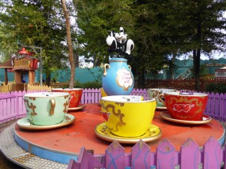 Pepe Le Pew's Tea Party