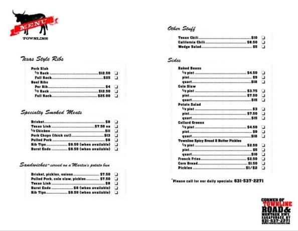 Townline_bbq_preliminary_menu