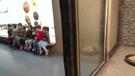 More creepin' on the kids