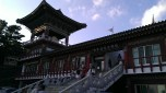 Entering the BIGGEST Buddhist Temple in SK