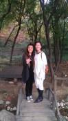 Debora con Hongjoo