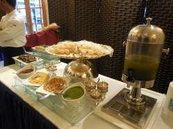 Chaat Section