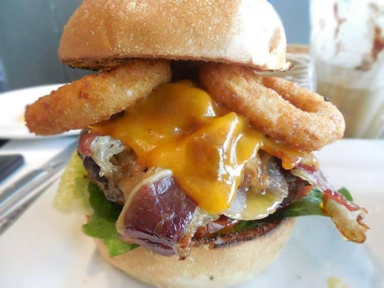 Eggspectation Best Burger in Dubai
