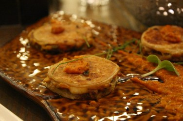 Flaky Bread Enchiladas, Roast Vegetable Khurma, Malagai Podi