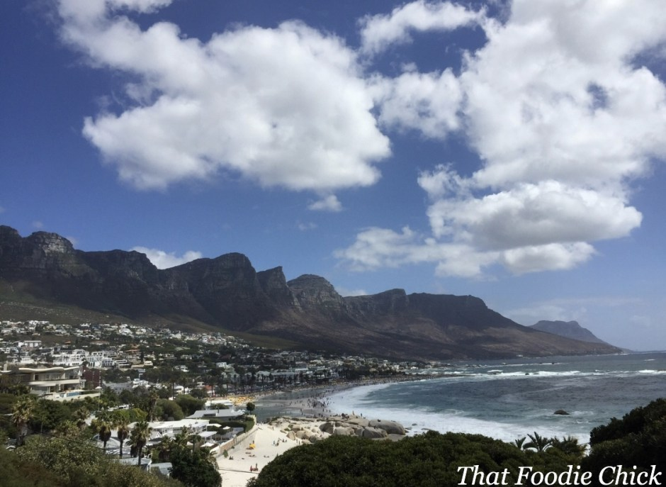 Cape Town Beaches near 12 Apostles