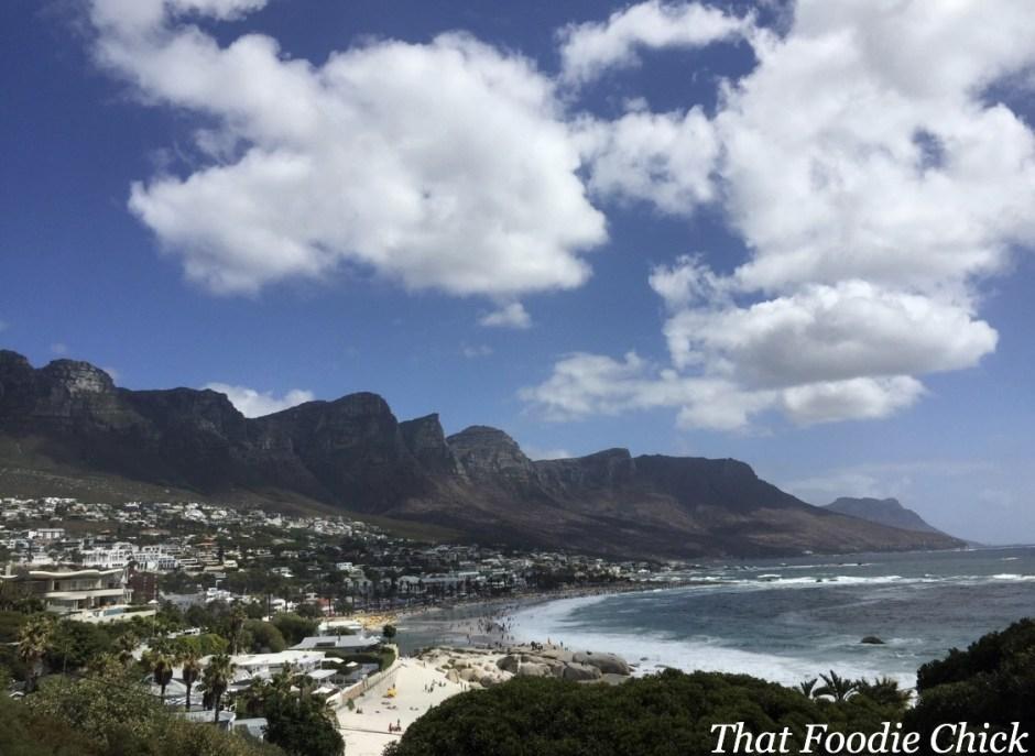 Cape Town Beaches near 12 Apostles