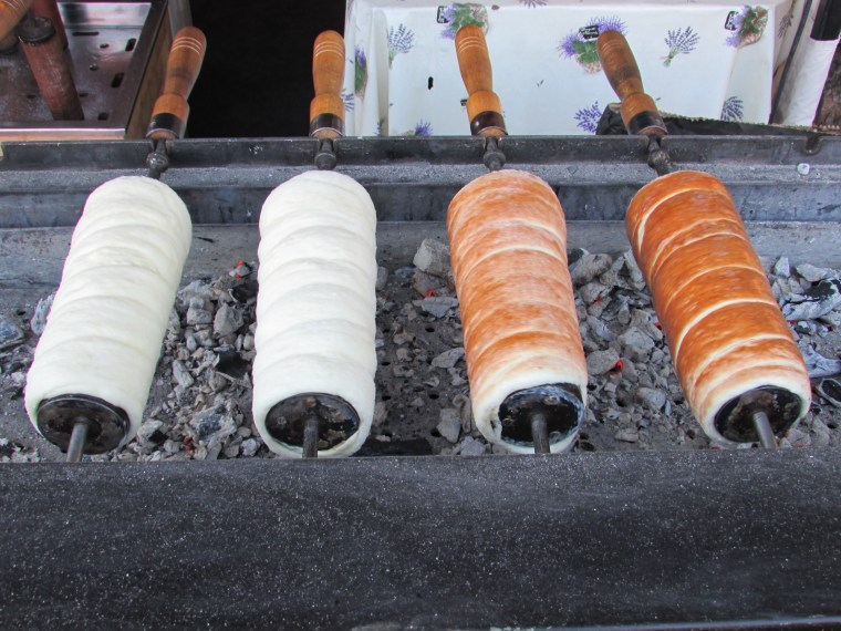 food-in-budapest-chimney-cake