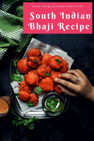 south indian onion bhaji recipe