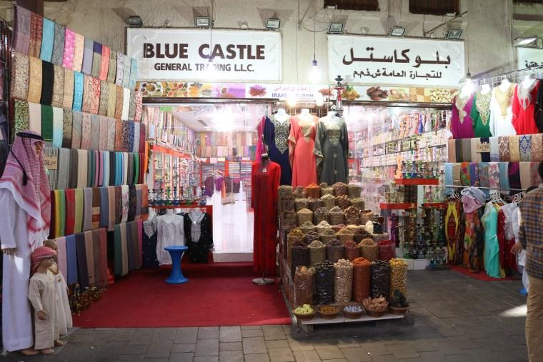 Souqs in Dubai
