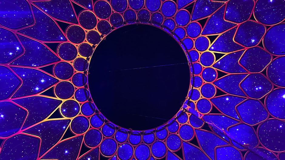 Dubai Expo 2020 Wasl Dome
