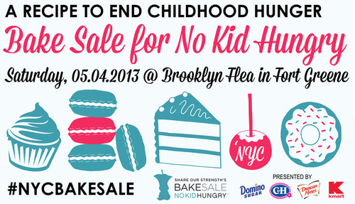 4th Annual Food Blogger Bake Sale