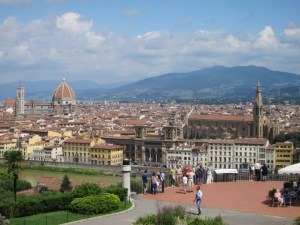 Snapshots: Florence, Italy