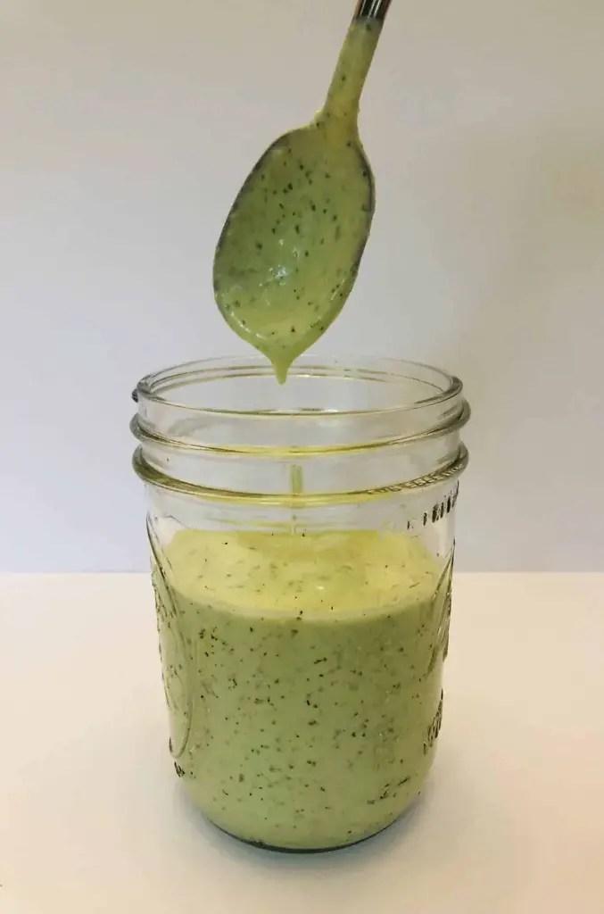 Avocado Lime Dressing