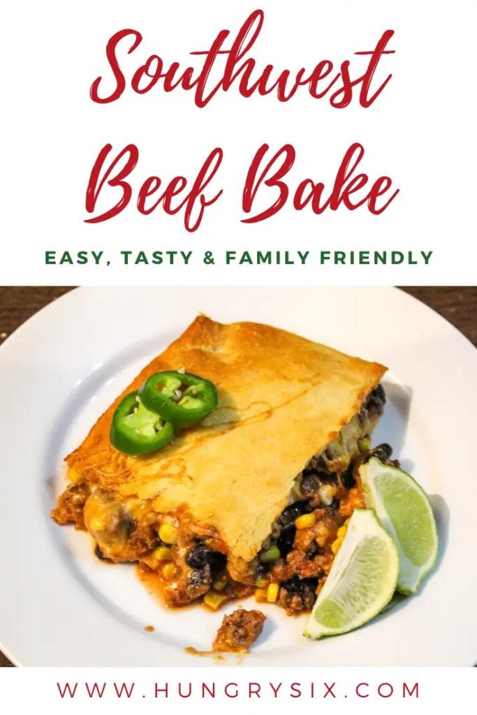 Southwest Beef Bake Pin