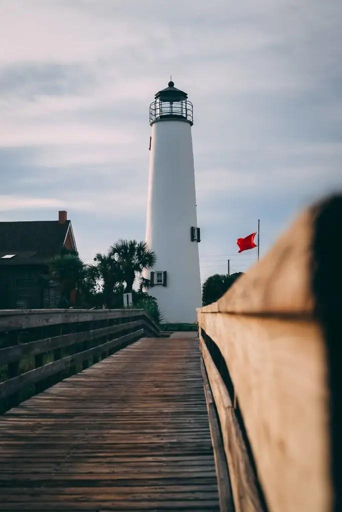 St. George Island Lighthouse