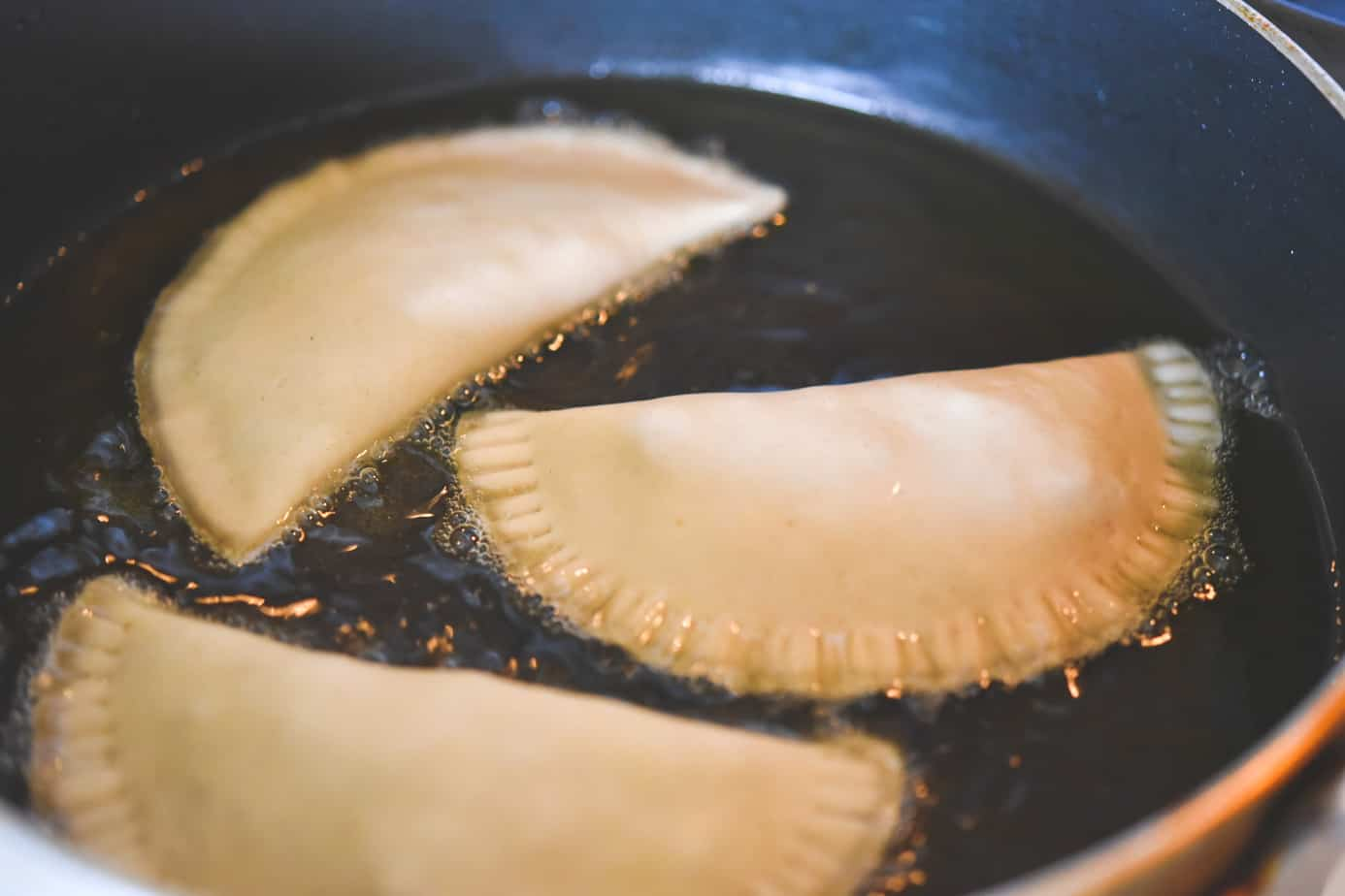 Easy Meat and Potato Empanadas (Puertorican Style Empanadillas)
