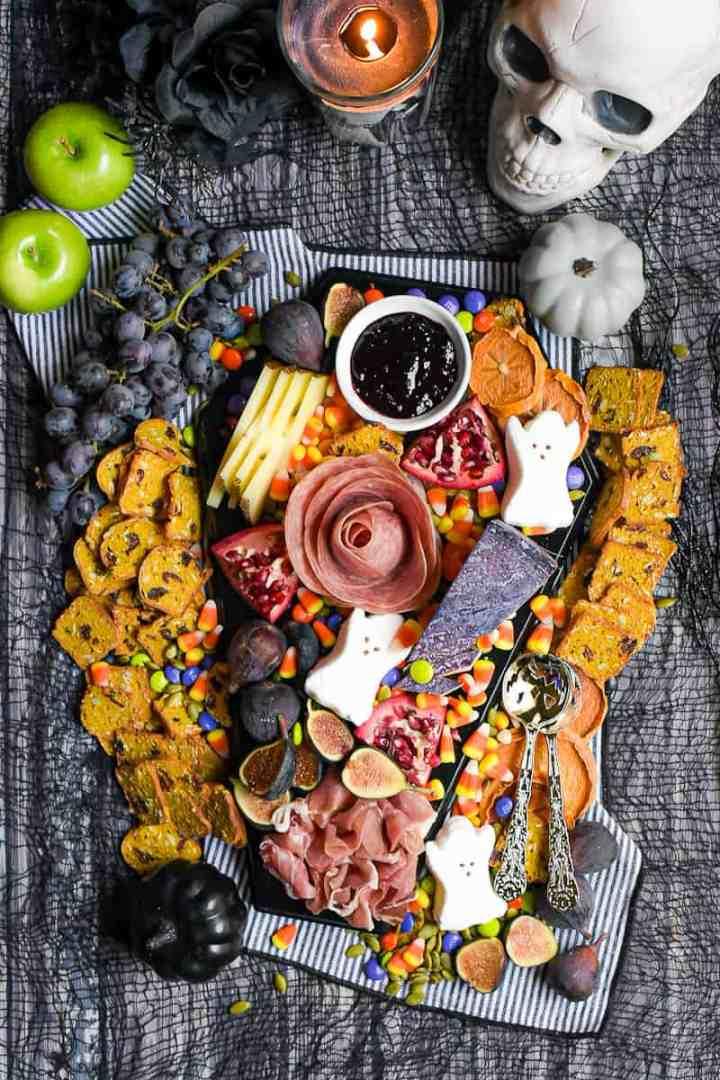 Halloween Charcuterie Board Hungrytravelingmama