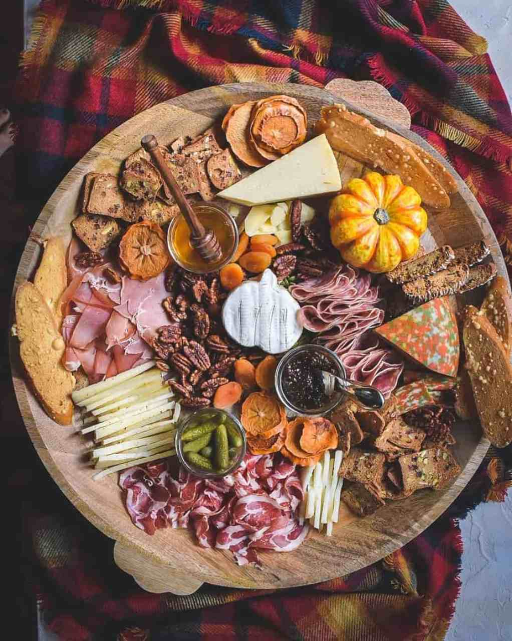 How to make the best Fall Charcuterie Board