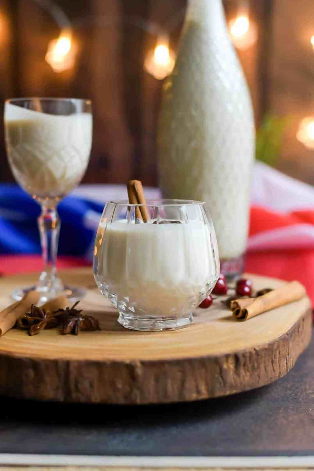 How to make Coquito – Puerto Rican Nog.