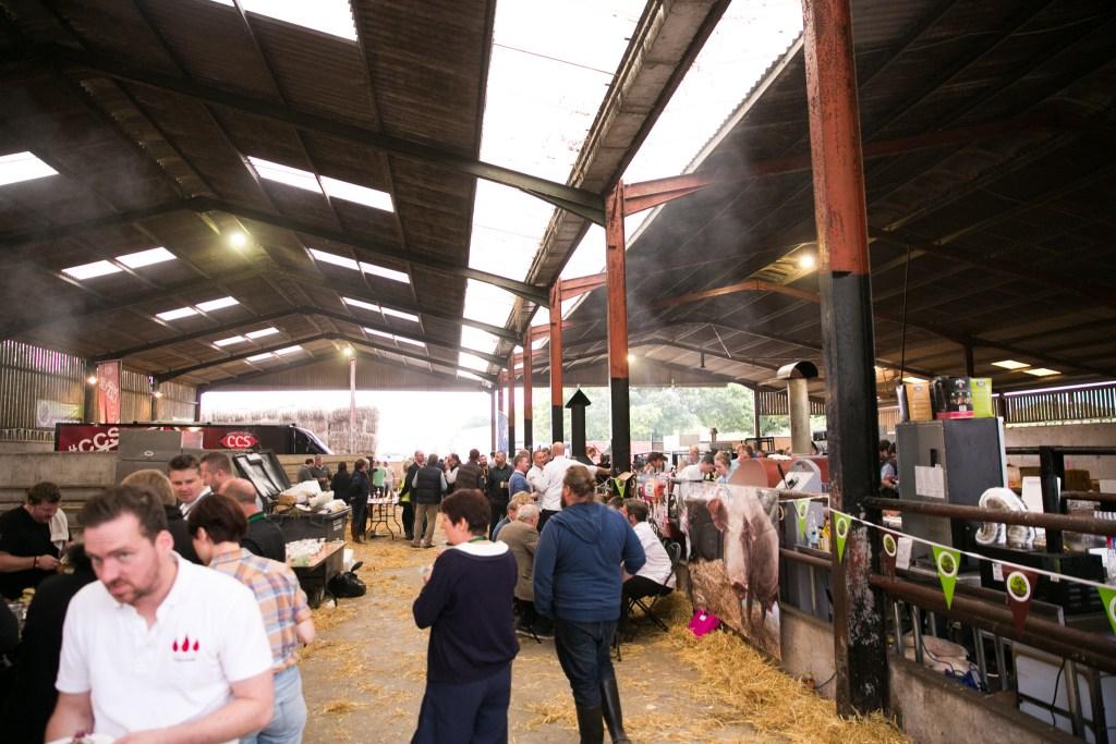 Universal Cookery & Food Festival - Laverstoke Park Farm