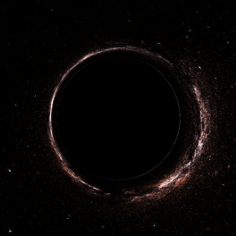 black hole without accretion flow and jet