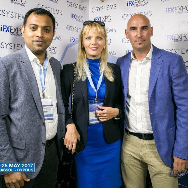 IFXEXPO Cyprus, 2017