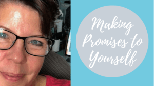 The best way to overcome self-doubt is by making and keeping promises to yourself.