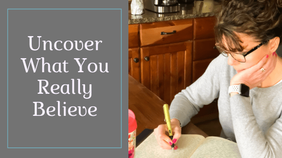 024. Uncover What You REALLY Believe