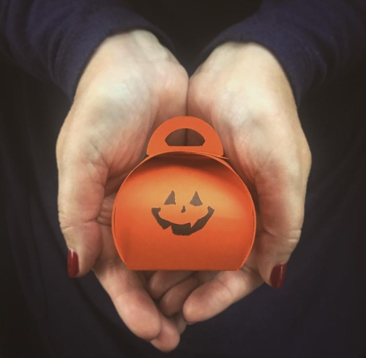 Original Paper Pumpkin